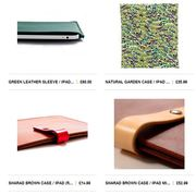 Chic and Pleasing iPad Leather Cases